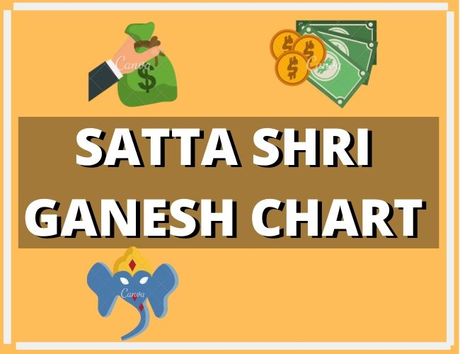 Satta Shri Ganesh Chart